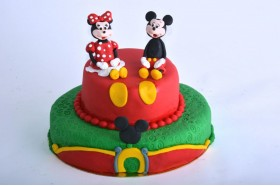 Tort Mickey si Minnie
